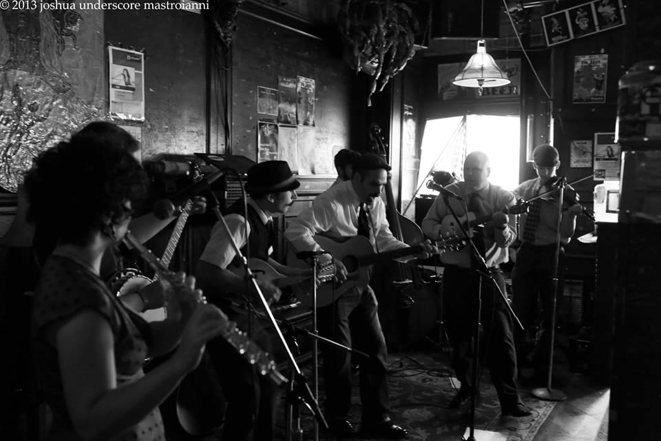 The Observers CD release party w/ Savannah King and Lady Lush & the Vinyls