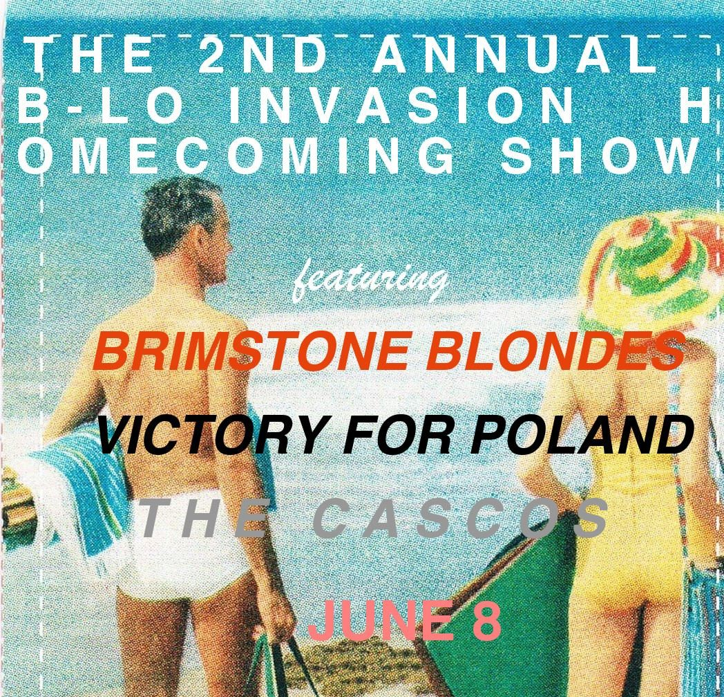 Brimstone Blondes, Victory for Poland, The Cascos
