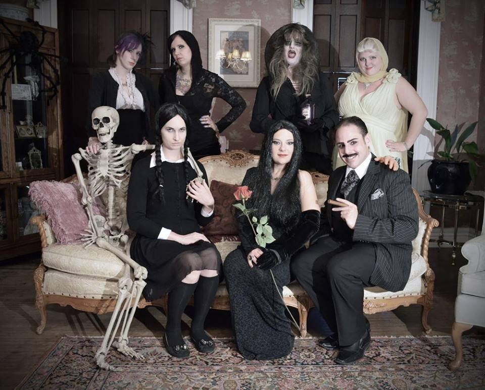 CANCELED The Vintage Vaudeville Cabaret presents An Addams Family Thanksgiving