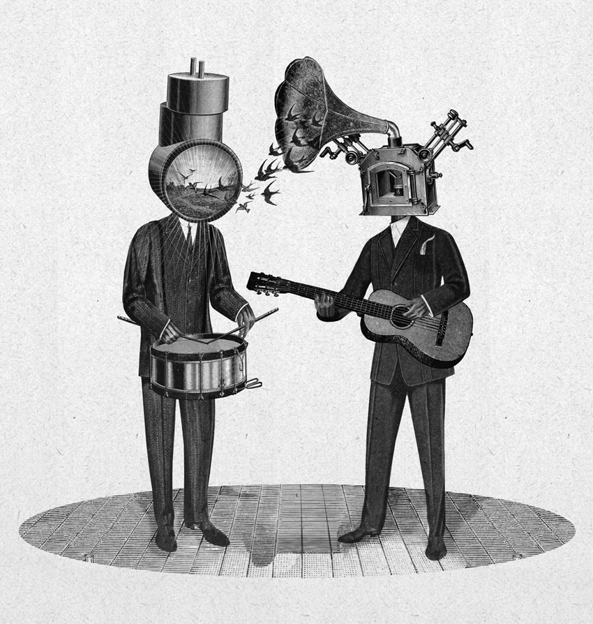 Neutral Milk Hotel with Circulatory System **SOLD OUT**