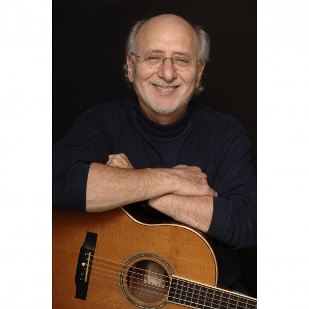 Peter Yarrow (of Peter, Paul & Mary) with Mustard's Retreat