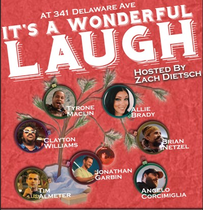 It's a Wonderful Laugh