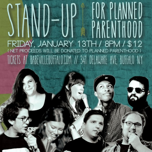 Stand-Up For Planned Parenthood
