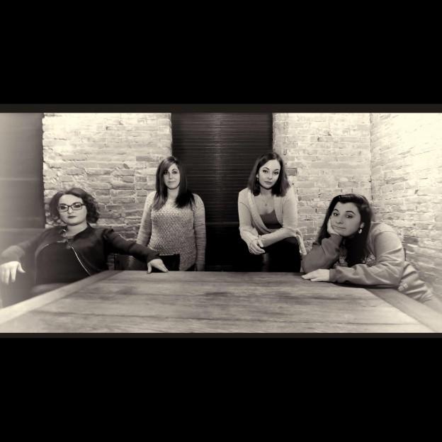 Ladies Night: Grace Stumberg, Sara Elizabeth, Megan Brown, Tina Williams