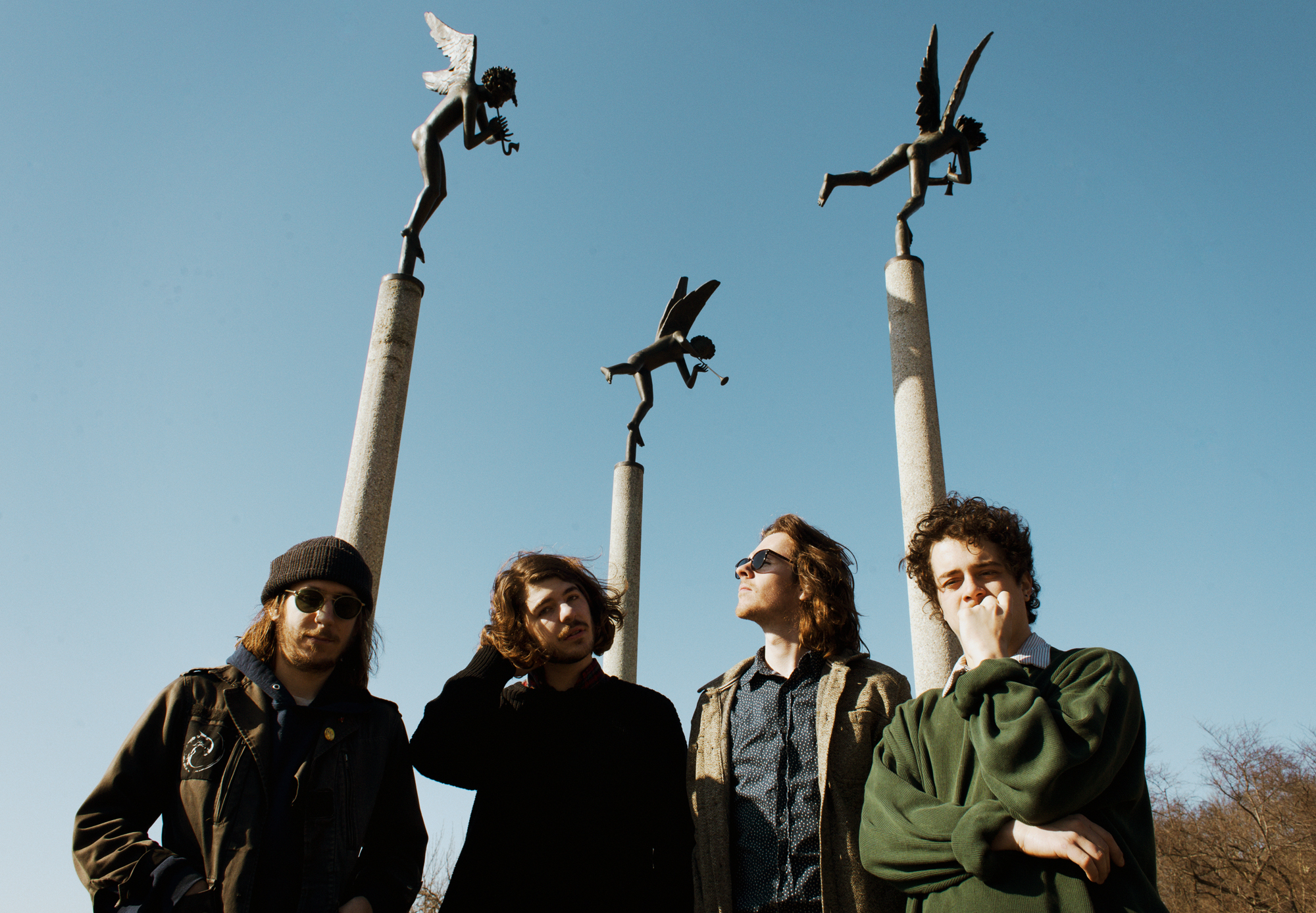 The Districts w/ Abi Reimold