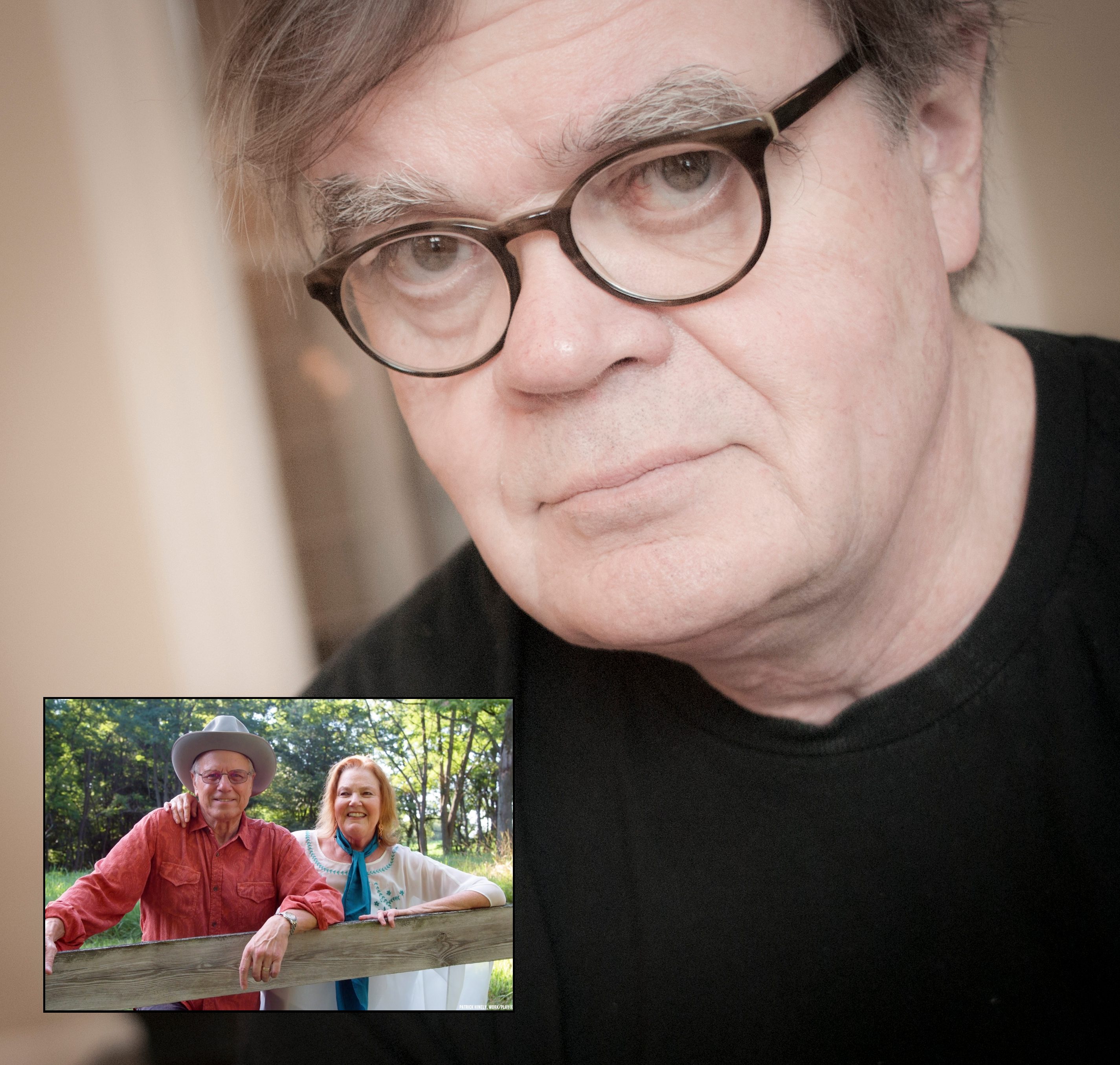 Garrison Keillor with Robin & Linda Williams *Cancelled*