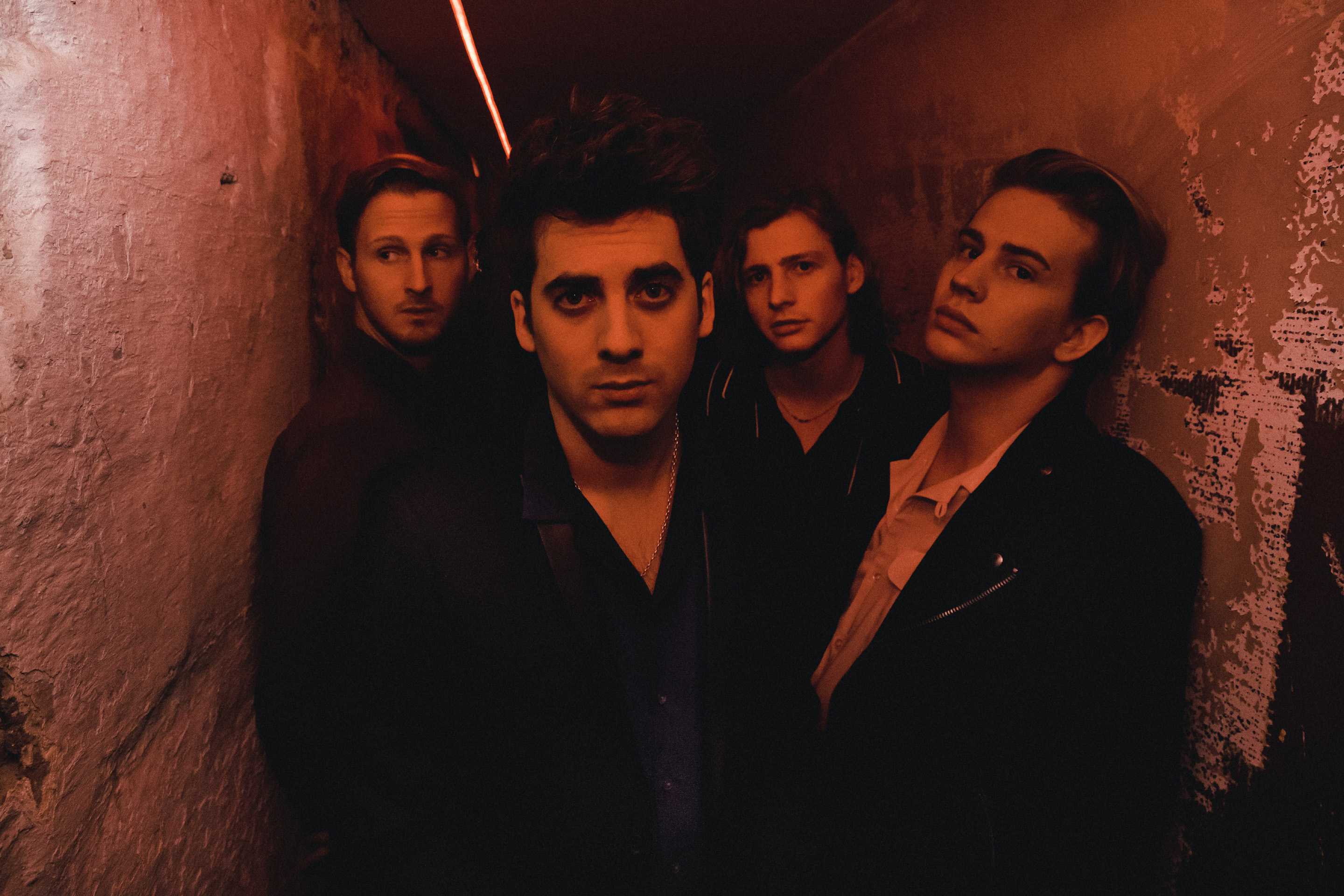 Circa Waves with Feverbox