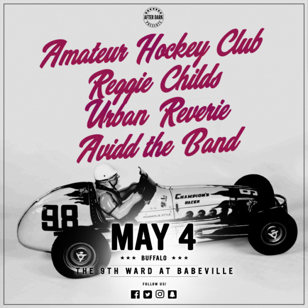 Amateur Hockey Club, Reggie Childs, Urban Reverie and Avidd the Band