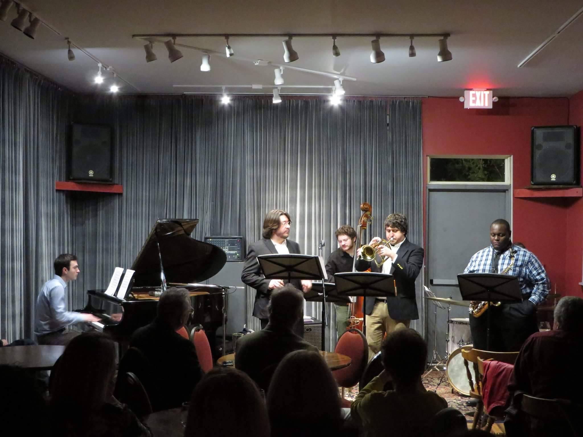The Jacob Jay/Dalton Sharp Quintet