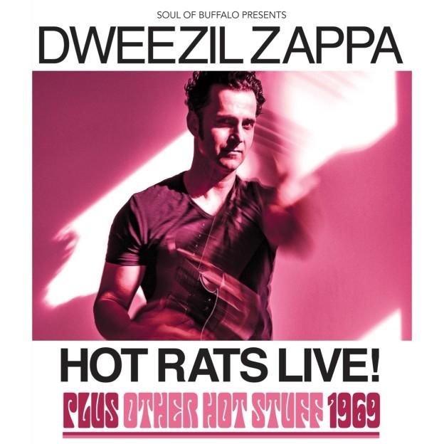 Dweezil Zappa 'Hot Rats & Other Hot Stuff'