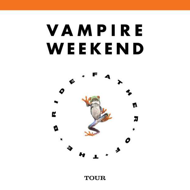 Vampire Weekend - Father of the Bride Tour