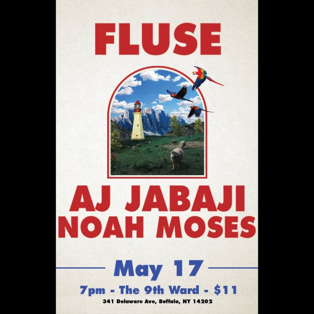 Fluse, AJ Jabaji, Noah Moses