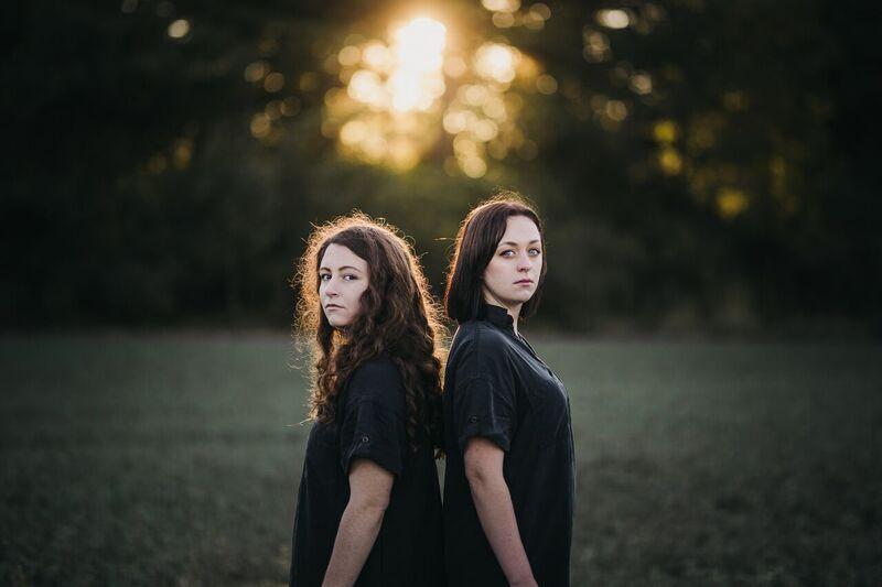 Carmen & Lizzy Album Release Show w/ The Stress Dolls