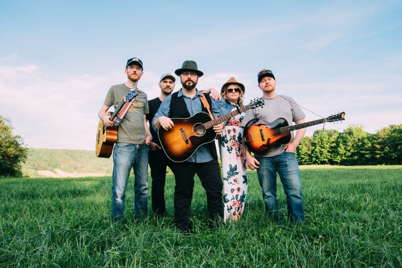 Fuzzy & the Rustbelts with Jonah Krull