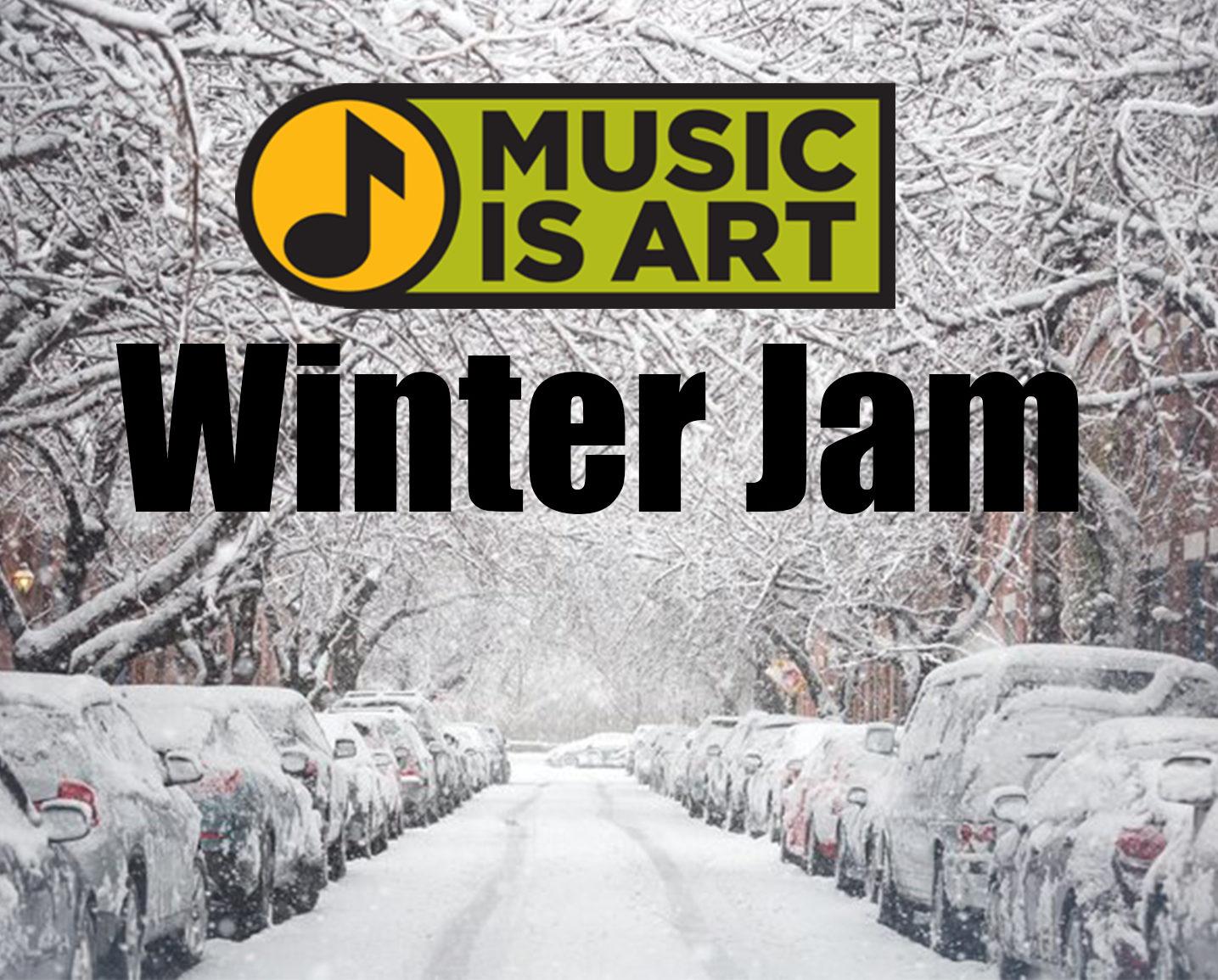 Music is Art Presents... Winter Jam 2020