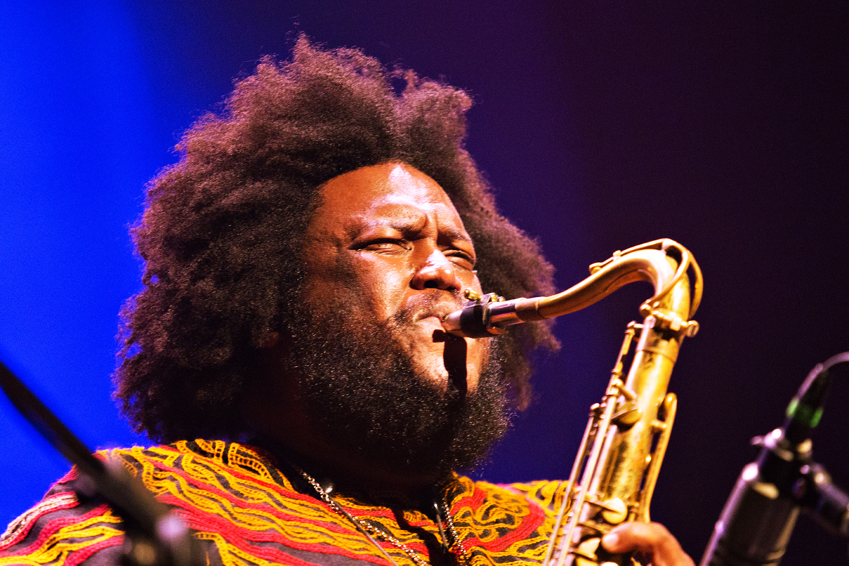 Kamasi Washington with special guest DJ Cutler *SOLD OUT*