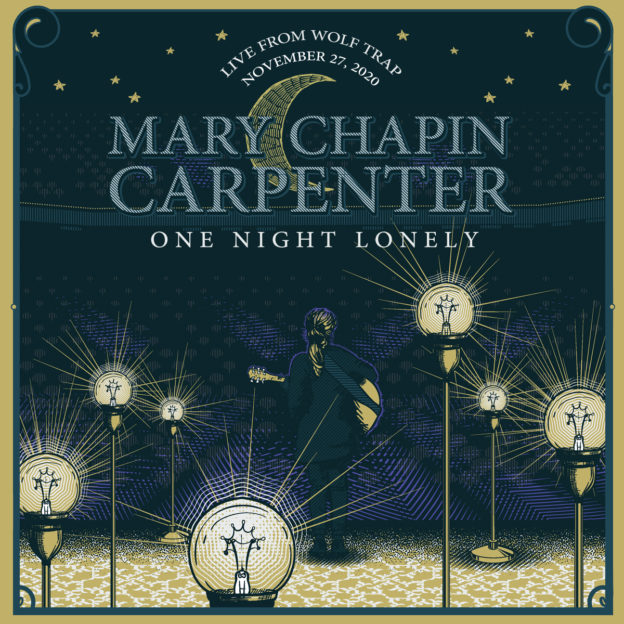 Mary Chapin Carpenter - One Night Lonely - Livestream from Wolf Trap