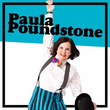 Paula Poundstone live in Asbury Hall