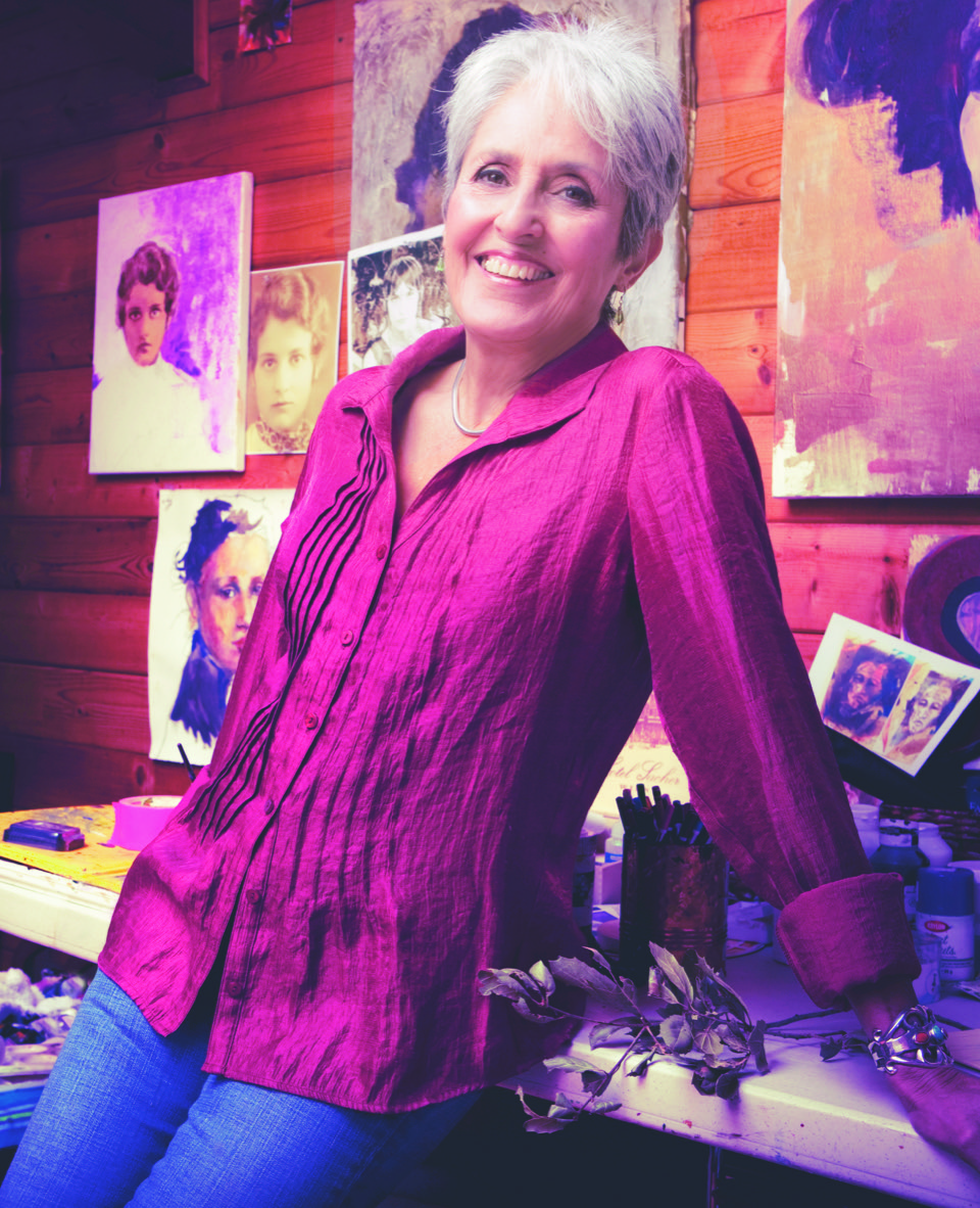 Joan Baez Mischief Makers 2: An intimate evening with the Artist on the occasion of her 80th Birthday (remote livestream reception)