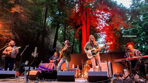 Los Hermanos Cosmico Live in Big Sur: Sometimes High is not the Top (livestream)