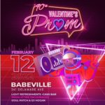 Valentine's Prom (with Soul Patch, DJ Hogan) benefiting Autism Services