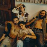 Big Thief live in Asbury Hall with Buck Meek
