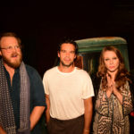 The Lone Bellow live in Asbury Hall with Early James