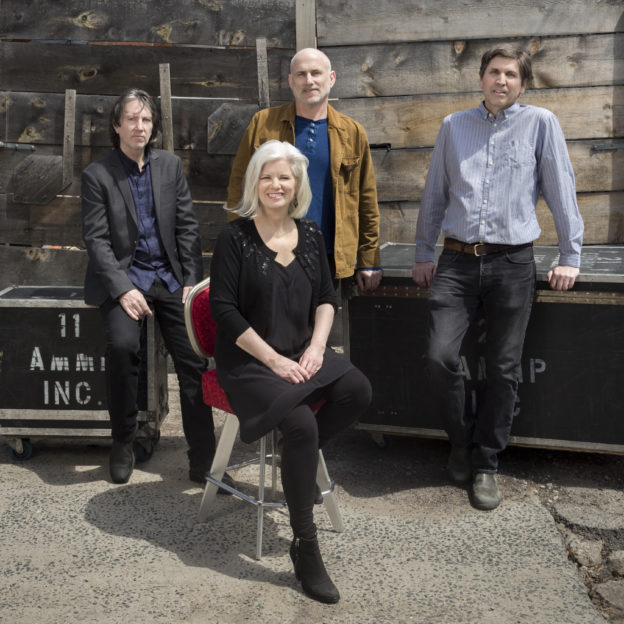 An Evening with Cowboy Junkies live in Asbury Hall