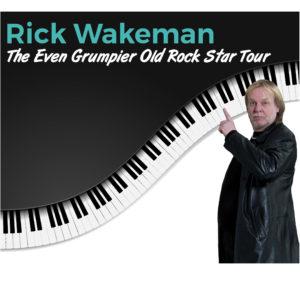 Rick Wakeman: The Even Grumpier Old Rock Star Tour