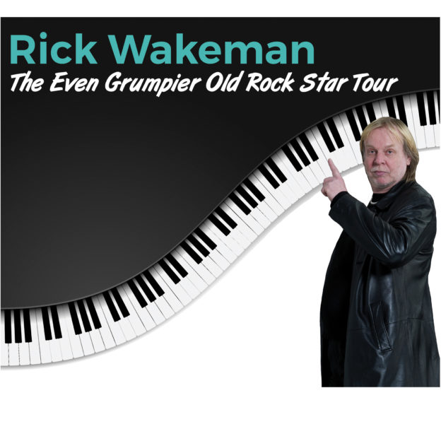 Rick Wakeman: The Even Grumpier Old Rock Star Tour *POSTPONED*