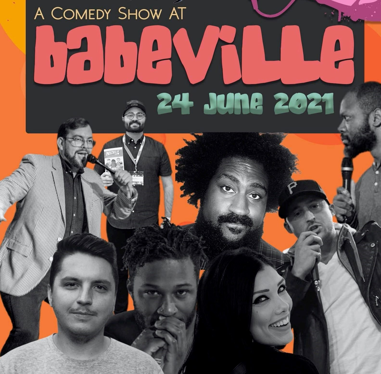 Comedy Show at Babeville