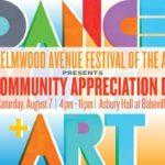 The Elmwood Avenue Festival of the Arts Presents: A Community Appreciation Day
