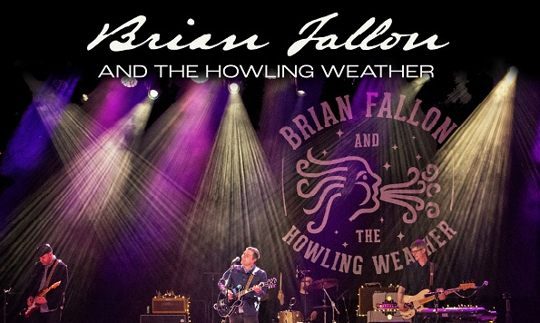 Brian Fallon & The Howling Weather w/ The Dirty Nil and Worriers Live in Asbury Hall